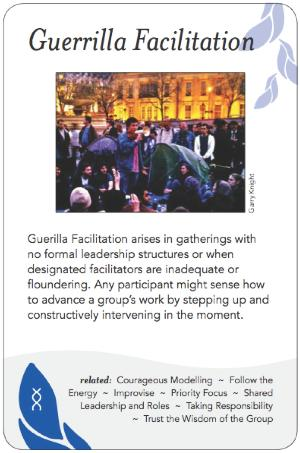 Guerrilla Facilitation